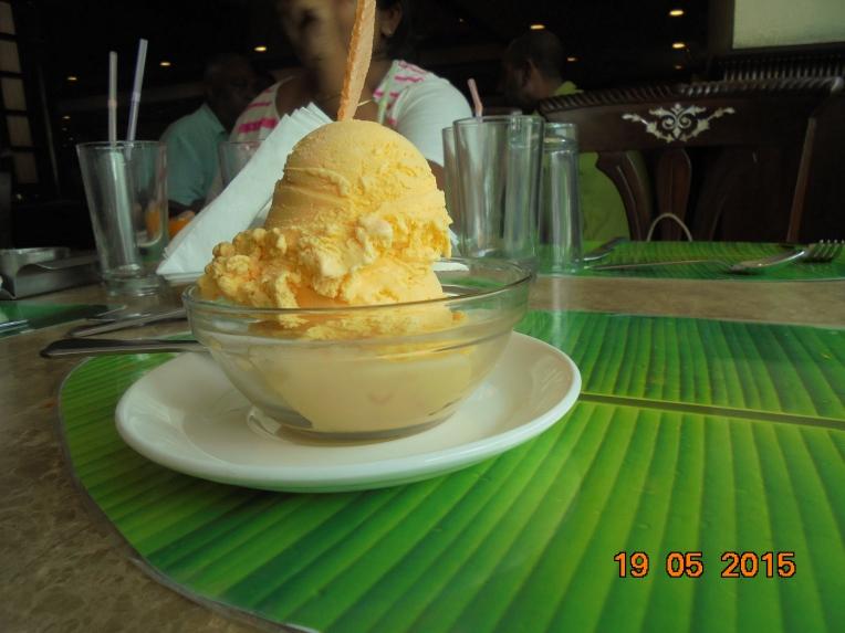 photography, ice cream, mango, restaurant
